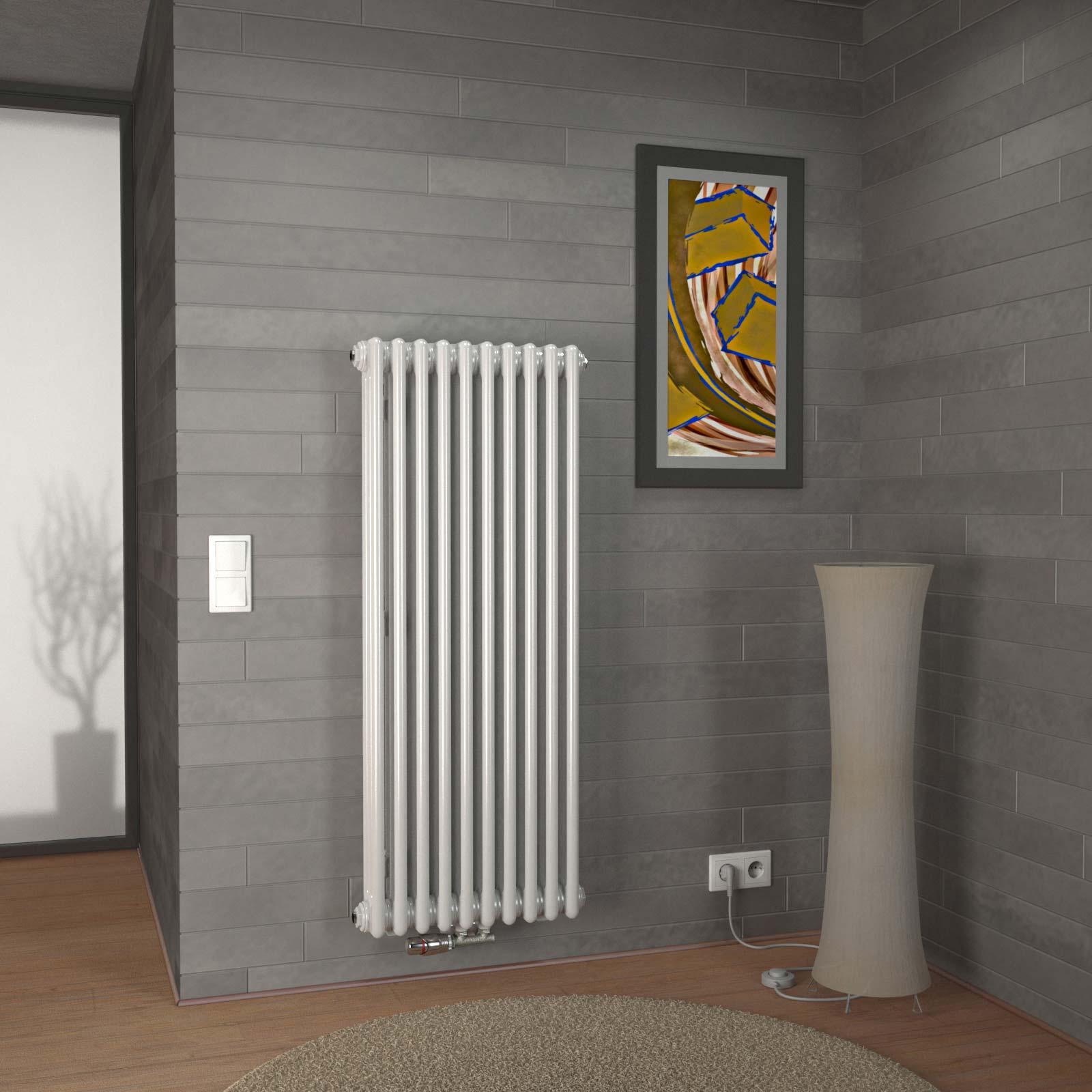 heizk rper designheizk rper bad heizk rper 1200 x 490 mm wei 3 s ulig ebay. Black Bedroom Furniture Sets. Home Design Ideas