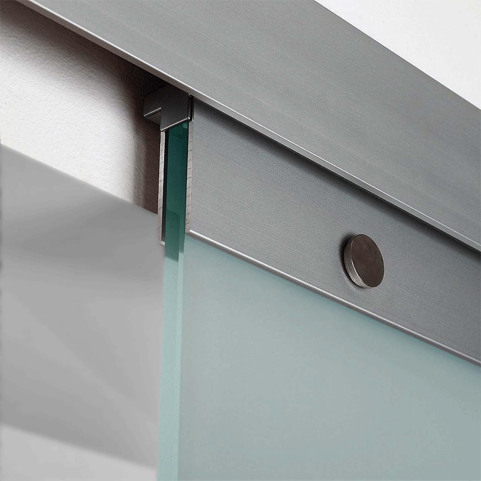 glasschiebet r schiebet r 880x2035 beschlag softclose. Black Bedroom Furniture Sets. Home Design Ideas